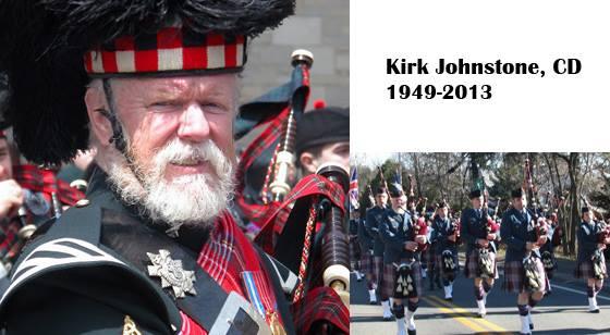 Kirk Johnstone now