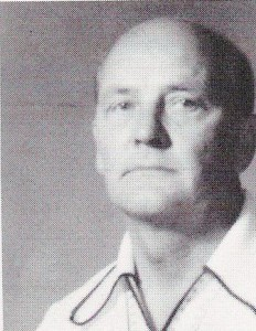 Teacher Arne Petersen