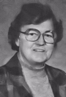 Teacher Gwen Doucet