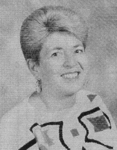 Teacher Jackie Arsenault