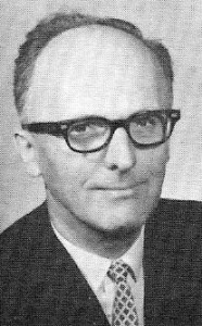 Teacher Ken Freeman