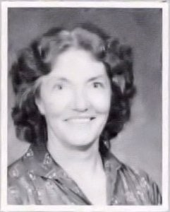 Teacher Mary McNamee